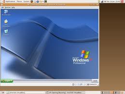 XP Virtual Box In Ubuntu